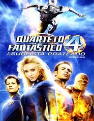 Download Quarteto fantástico e o Surfista Prateado Torrent Dublado