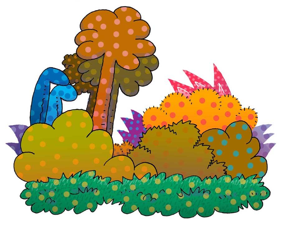 El jard n de douglas el jardinero m gico for El jardin magico