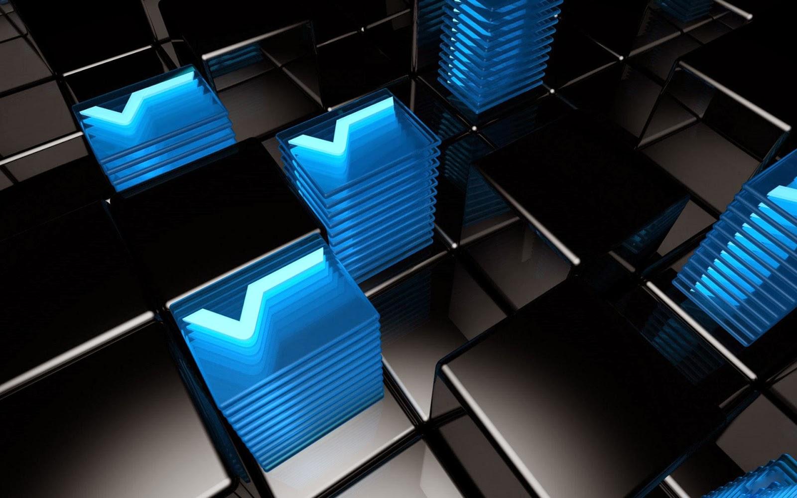 3D Abstract Desktop Wallpapers