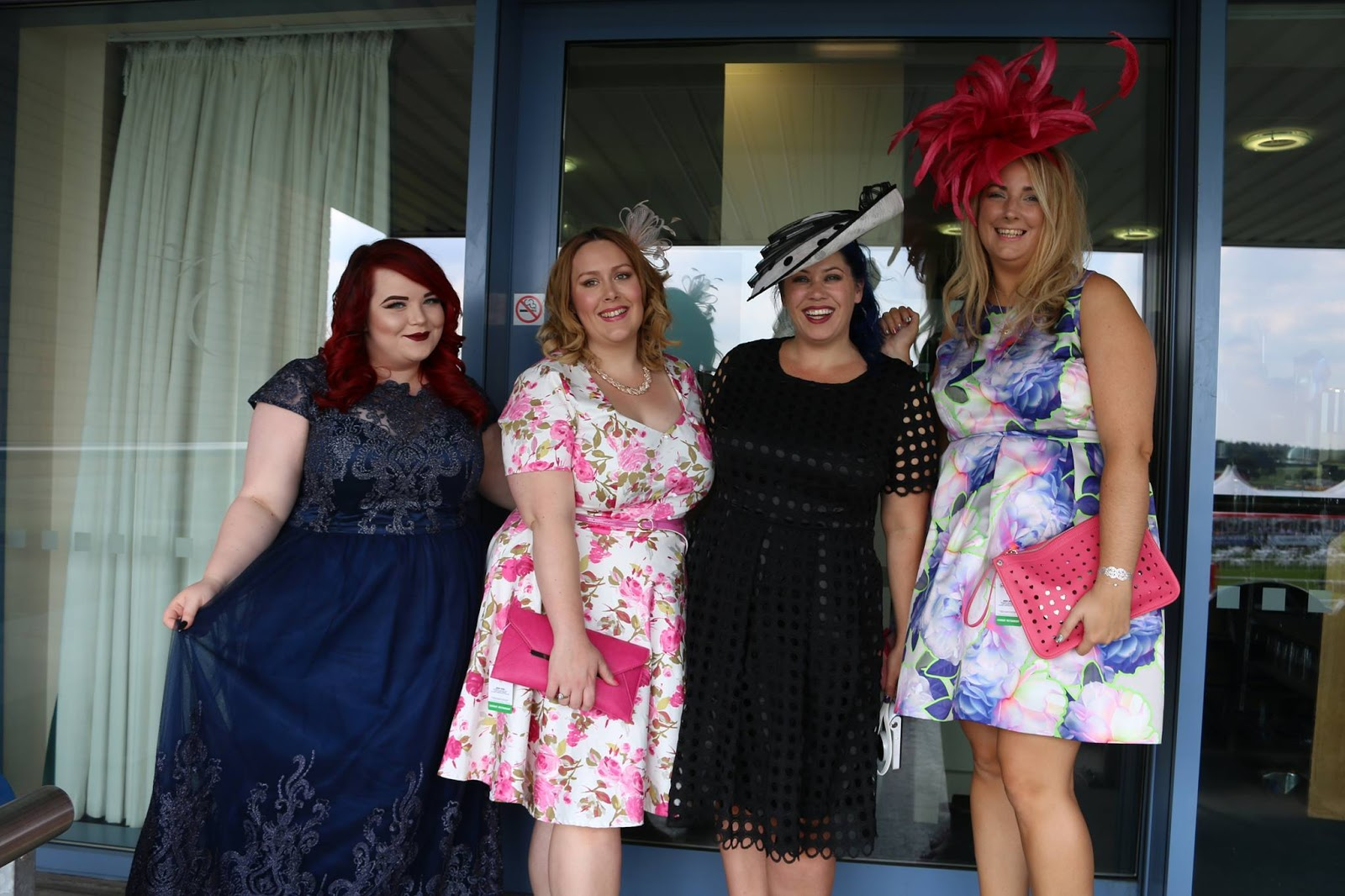 St Ledger's Ladies Day at Doncaster Races