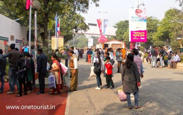 Trade fair Delhi , व्यापार मेला दिल्ली