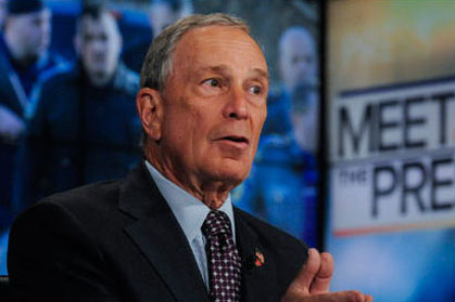 New York Mayor Michael Bloomberg on NBC's