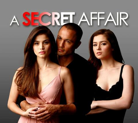 A Secret Affair - Anne Curtis, Derek Ramsay and Andi Eigenmann