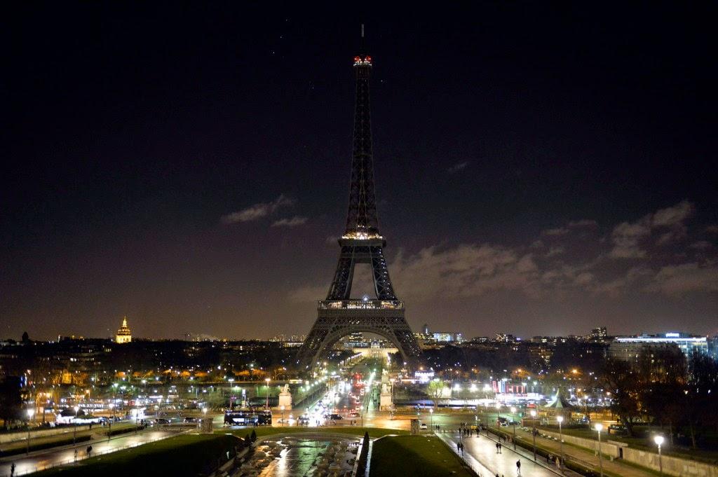 Laurent Léger, párizsi vérengzés, terrorista támadás, Charlie Hebdo, Je Suis Charlie, Párizs, Franciaország, Eiffel torony