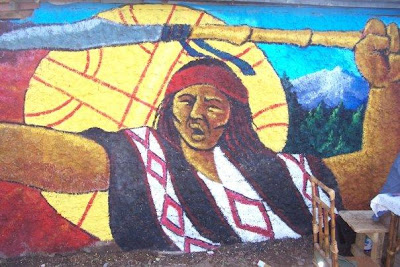 Nación mapuche: AMUL WEICHAN, NEWEN PU PEÑI, PU LAMGEN