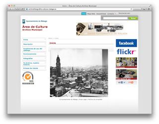 Web del Archivo Fotográfico