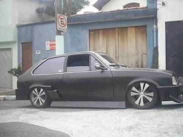 VENDA DE CARRO TUNING - Chevrolet Chevette