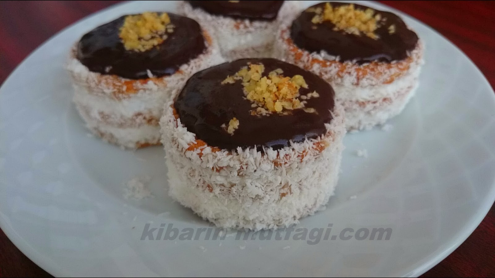 Yulaflı Bisküvi Pastası Tarifi