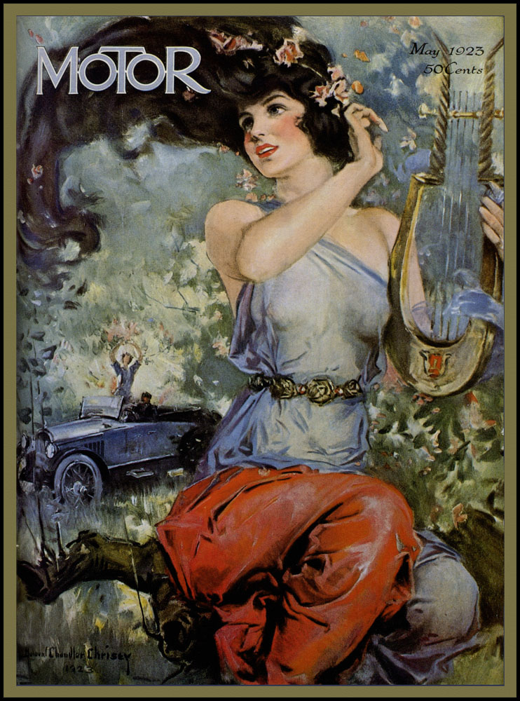 howard chandler christy illustration