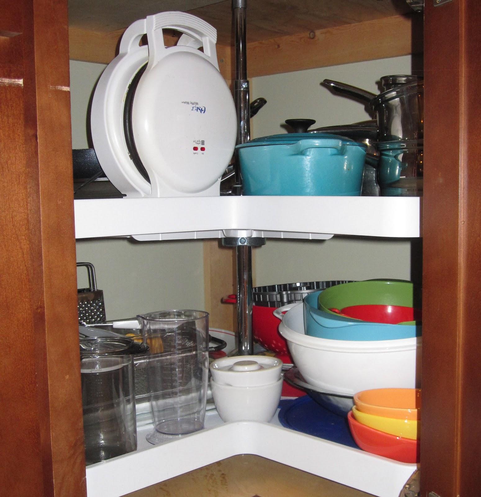 reThinking the Kitchen Cabinets