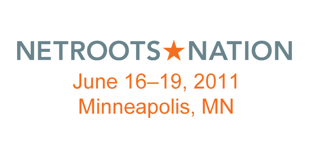 Blogging Netroots >> ethecofem: Netroots Nation!