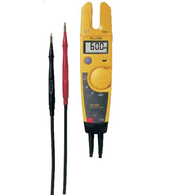 The Fluke T5-600 Electrical Tester with Jaw Clamp (Fluke 609377 Electrical Tester)