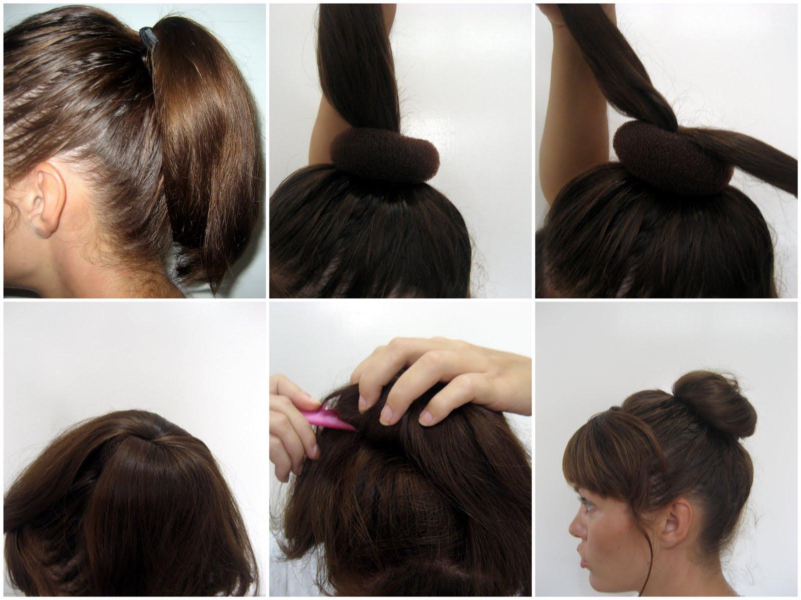 5 coiffures simple et rapide - Coiffure simple a faire ...