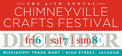 Chimneyville Crafts Festival Graphic