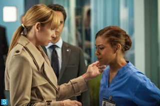 Hostages - Episode 1.05 - Truth and Consequences - Review