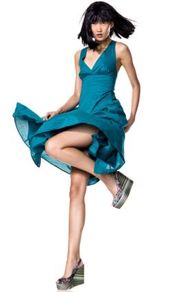 Benetton vestidos fiesta