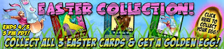 Banner for Easter Collection at Superhero City