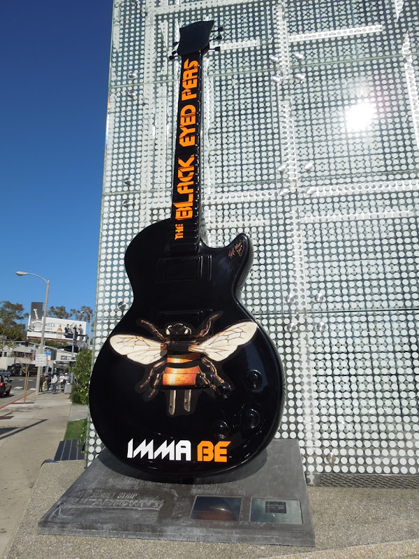 Black Eyed Peas Guitar Tsipi Mani