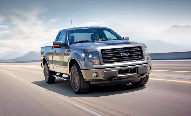 500,000th Ford F-150 with EcoBoost Engine Sold