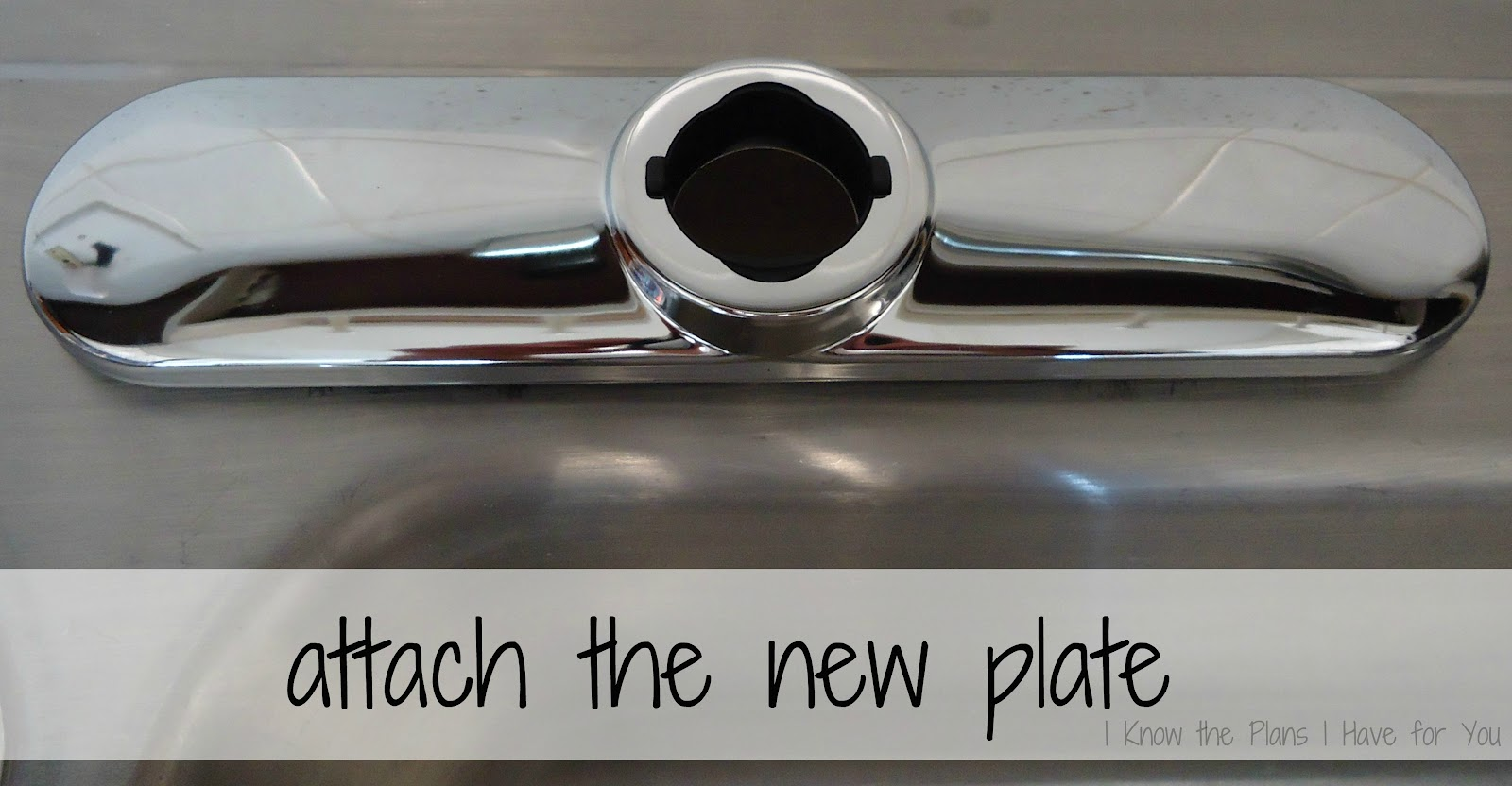 i know the plans i have for you installing a new kitchen how to install a kitchen faucet happiness is homemade