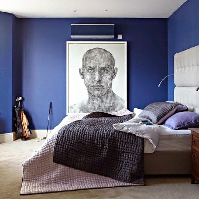 Dormitorios Color Azul