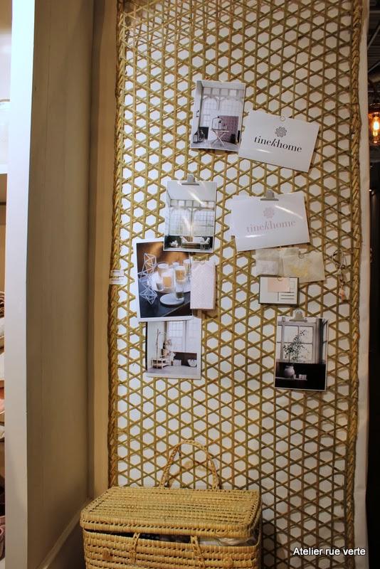 Atelier rue verte le blog maison objet 2014 tine k home for Atelier maison verte