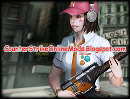 Download Erica (Japanese Girl) from Counter Strike Online Character Skin for Counter Strike 1.6 and Condition Zero | Counter Strike Skin | Skin Counter Strike | Counter Strike Skins | Skins Counter Strike
