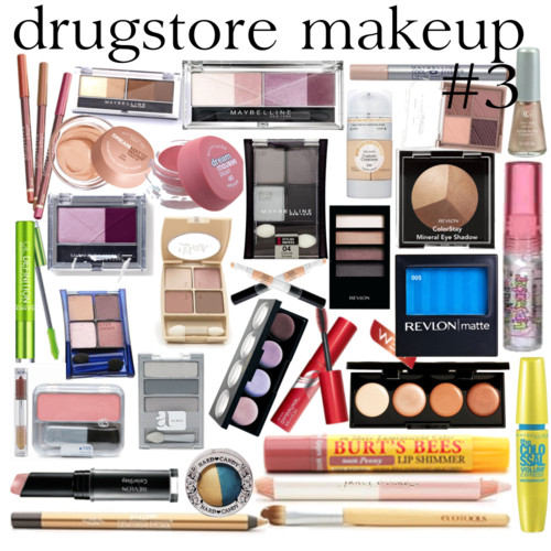 O.K so now that we have the list of brands you need for a drugstore makeup kit let's start.