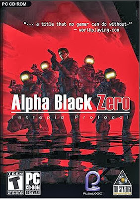 Download PC Game Alpha Black Zero Intrepid Protocol