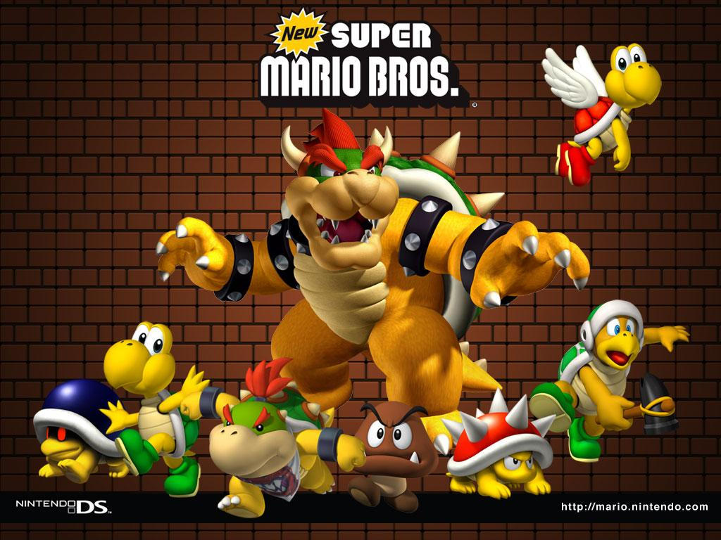 Super Mario HD & Widescreen Wallpaper 0.0270755013761823