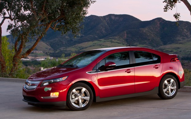 Chevy Volt Gets $5,000 Price Cut