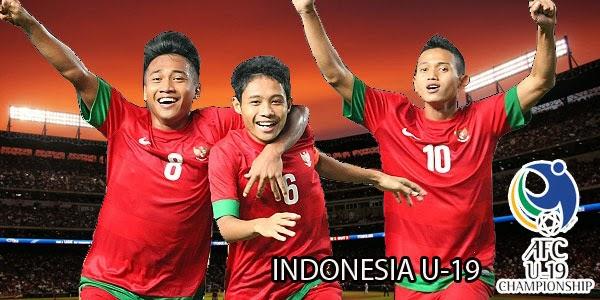 Prediksi Skor (Line-Up) Timnas Indonesia U-19 vs Australia AFC Cup U19 (Minggu, 12 Oktober 2014)