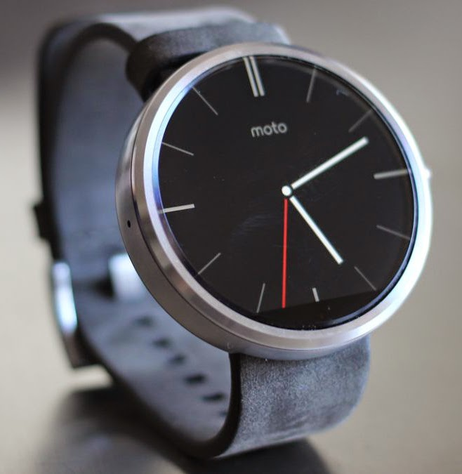 Review, Features and Specifications Motorola Moto 360