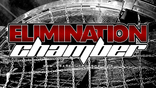 WWE cage wallpaper Elimination Chamber cell
