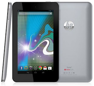 hp slate 7 HP now ships Slate 7 tablet after TouchPad webOS device debacle in 2011