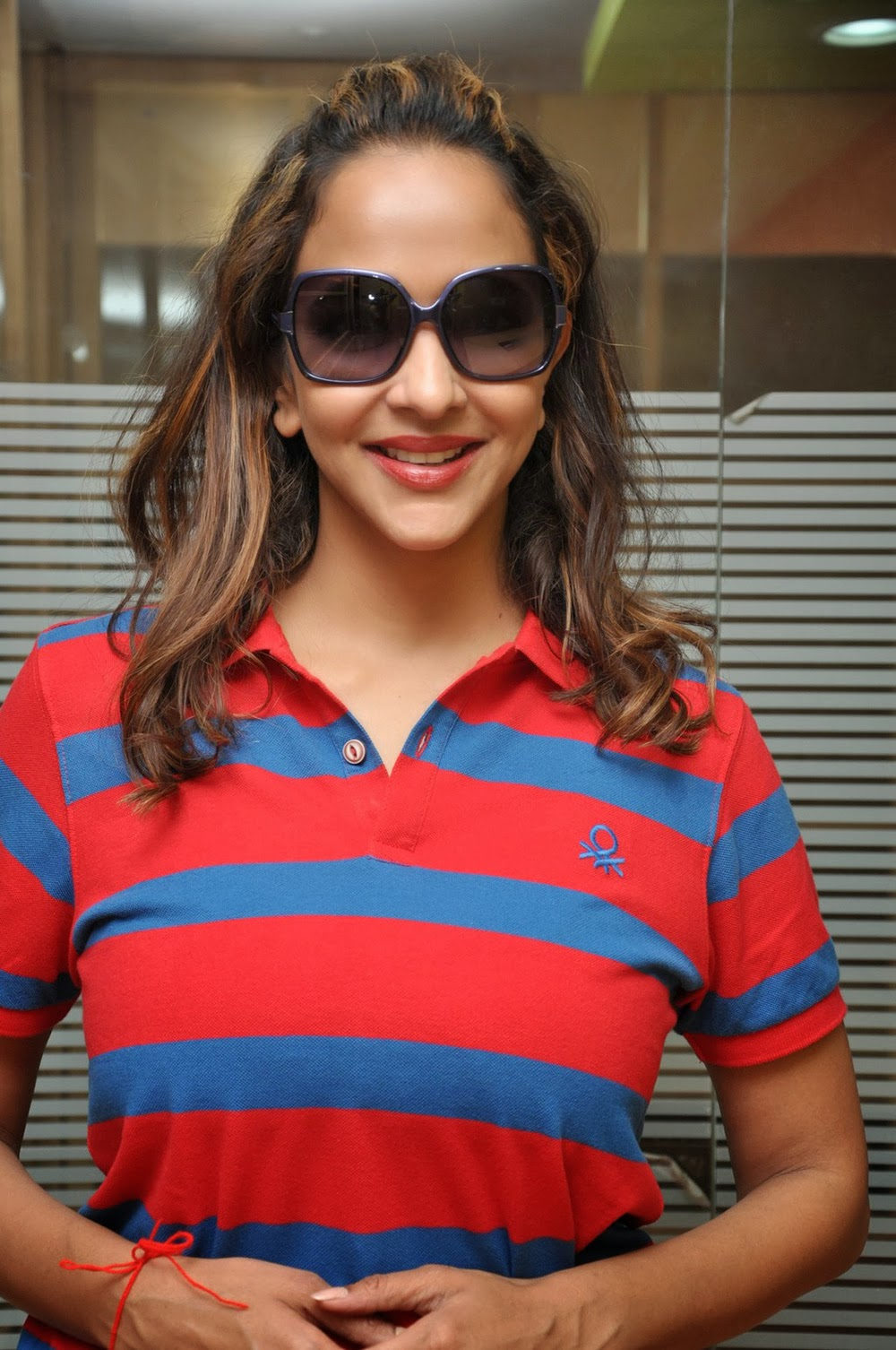 Lakshmi Manchu latest photos at Radio Mirchi-HQ-Photo-1