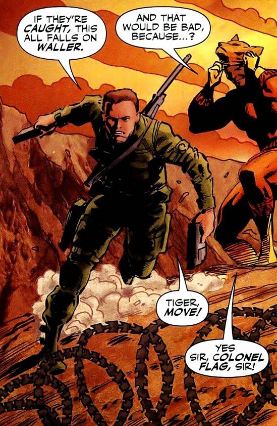 rick flag flagg junior dc comics suicide squad tom hardy warner brothers david ayer