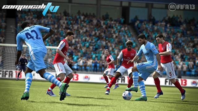 FIFA 13 PC Descargar Español DEMO 2013 DVD5