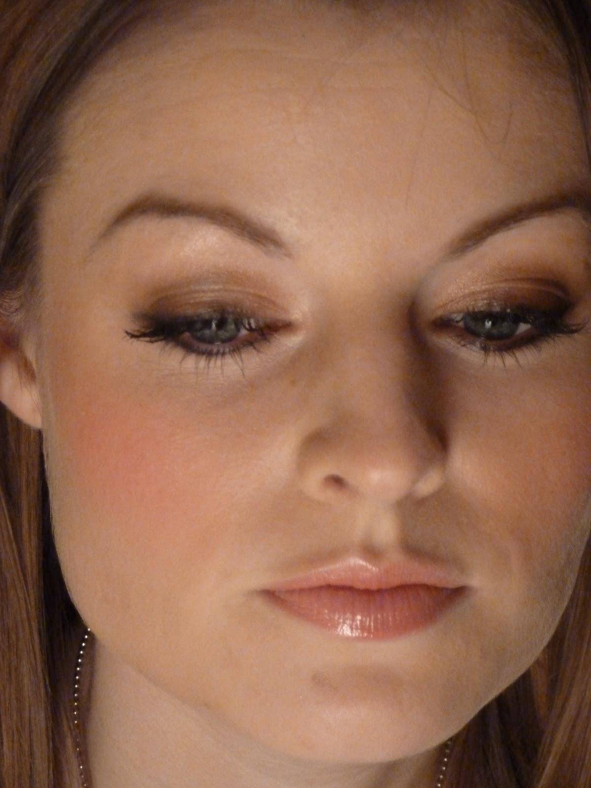 sarah mac makeup an elegant bridal look
