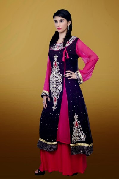 Pakistani Designer Embroidered