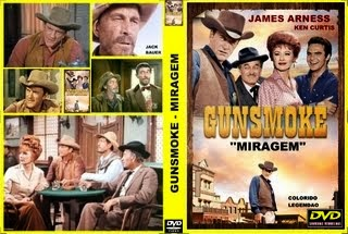 GUNSMOKE - MIRAGEM