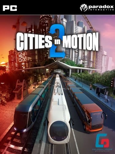 Cities in Motion 2 v1.6.1 Incl. DLC