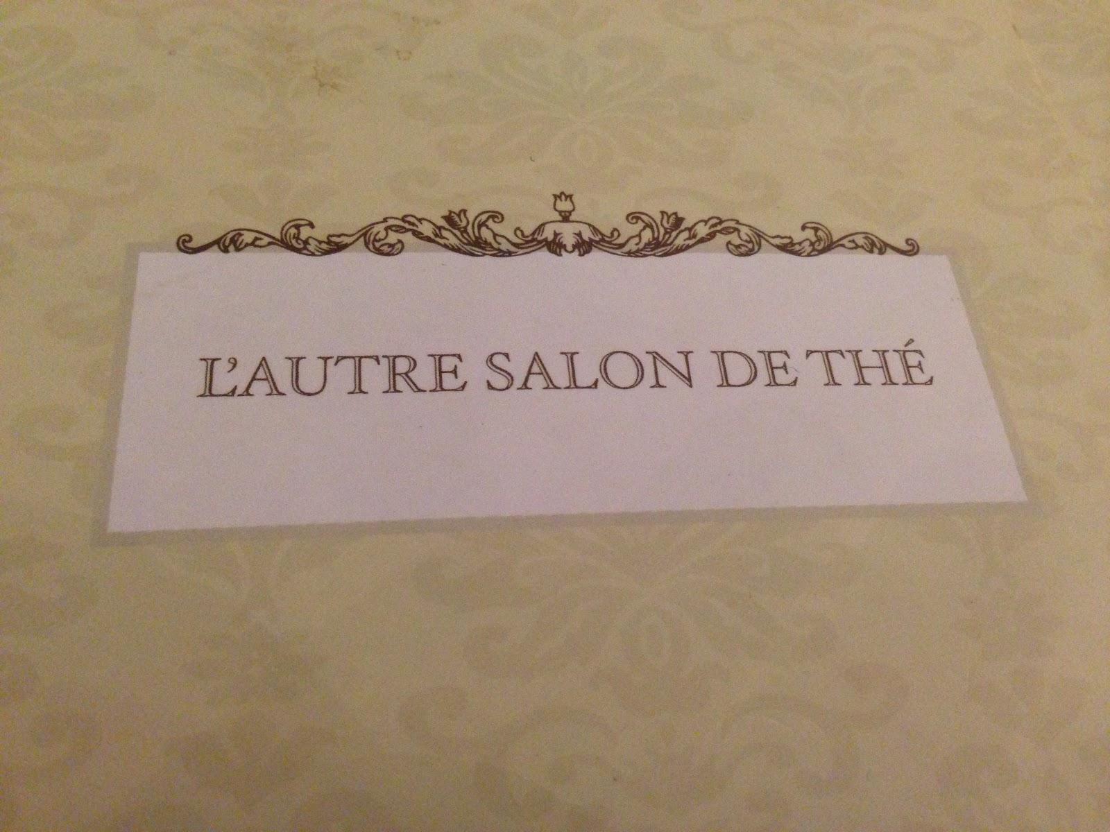 L 39 autre salon de the toulouse fun for lunch or tea for L autre salon de the toulouse