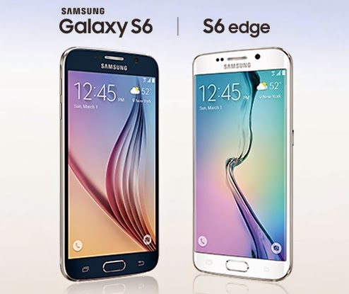 Экспресс-обзор смартфон нового поколения Samsung Galaxy S6 и Galaxy S6 edge старт продаж 16 апреля предзаказ сейчас