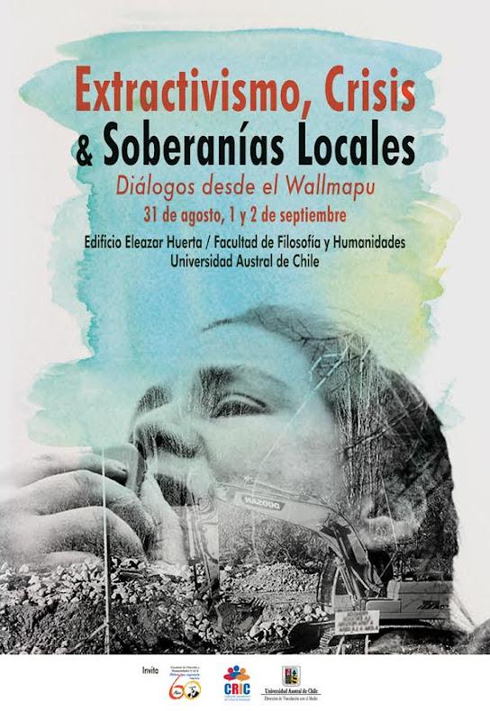 WALLMAPU:  EXTRACTIVISMO, CRISIS Y SOBERANÍAS LOCALES