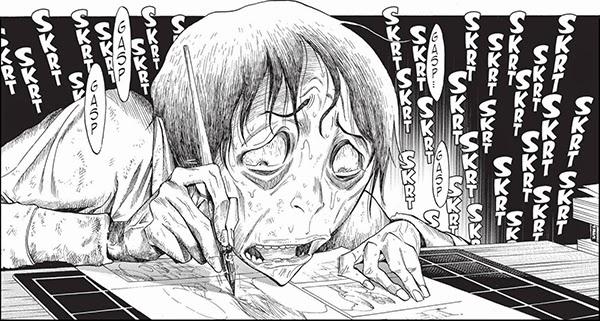 Bakuman, Critique Manga, Kana, Manga, Shonen, Shonen Jump, Shonen Manga, Takeshi Obata,