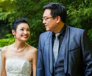 Glenda Chong Married in 2014