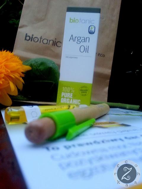 biotanic olej arganowy
