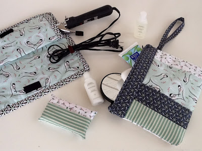 Curling iron covers to make | Sew Sew Sew | Pinterest