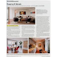 Recent: Boston Globe Magazine